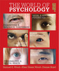 Couverture de l'ouvrage World of psychology, portable edition, the (with mypsychlab)