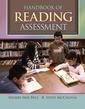 Couverture de l'ouvrage Handbook of reading assessment