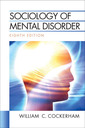 Couverture de l'ouvrage Sociology of mental disorder (8th ed )