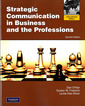 Couverture de l'ouvrage Strategic communication in business and the professions (7th ed )