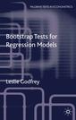 Couverture de l'ouvrage Bootstrap tests for regression models