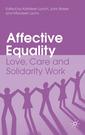 Couverture de l'ouvrage Affective Equality