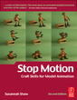 Couverture de l'ouvrage Stop motion: craft skills for model animation