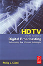 Couverture de l'ouvrage HDTV & the transition to digital broadcasting