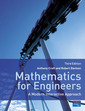 Couverture de l'ouvrage Mathematics for engineers plus MyMathLab XL