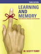 Couverture de l'ouvrage Learning and memory, basic principles, processes, and procedures (3rd ed )