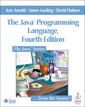 Couverture de l'ouvrage Java programming language