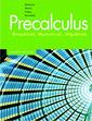 Couverture de l'ouvrage Precalculus, functions and graphs (6th ed )