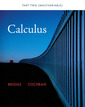 Couverture de l'ouvrage Calculus, part two (multivariable) (1st ed )