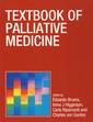 Couverture de l'ouvrage Textbook of palliative medicine