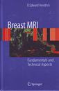 Couverture de l'ouvrage Breast MRI
