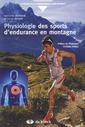 Couverture de l'ouvrage Physiologie des sports d'endurance en montagne