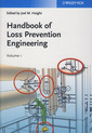Couverture de l'ouvrage Handbook of loss prevention engineering (2 volume set)
