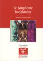 Couverture de l'ouvrage Le lymphome hodgkinien