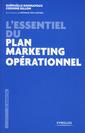 Couverture de l'ouvrage L'essentiel du plan marketing opérationnel