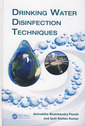 Couverture de l'ouvrage Drinking water disinfection techniques