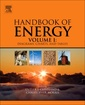 Couverture de l'ouvrage Handbook of energy
