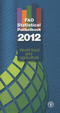 Couverture de l'ouvrage FAO statistical pocketbook 2012: World food and agriculture