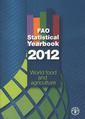 Couverture de l'ouvrage FAO statistical yearbook 2012