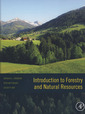 Couverture de l'ouvrage Introduction to Forestry and Natural Resources
