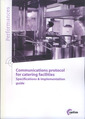 Couverture de l'ouvrage Communications protocol for catering facilities