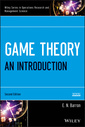Couverture de l'ouvrage Game theory