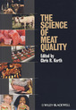 Couverture de l'ouvrage The science of meat quality