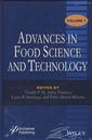 Couverture de l'ouvrage Advances in food science and nutrition