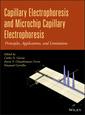Couverture de l'ouvrage Capillary Electrophoresis and Microchip Capillary Electrophoresis