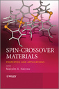 Couverture de l'ouvrage Spin-crossover materials