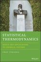 Couverture de l'ouvrage Statistical thermodynamics