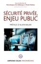 Couverture de l'ouvrage Sécurité privée