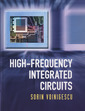 Couverture de l'ouvrage High-Frequency Integrated Circuits