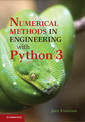 Couverture de l'ouvrage Numerical Methods in Engineering with Python