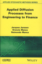 Couverture de l'ouvrage Applied Diffusion Processes from Engineering to Finance