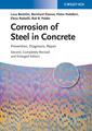Couverture de l'ouvrage Corrosion of Steel in Concrete