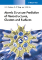 Couverture de l'ouvrage Atomic Structure Prediction of Nanostructures, Clusters and Surfaces