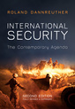 Couverture de l'ouvrage International Security: The Contemporary Agenda