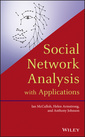 Couverture de l'ouvrage Social Network Analysis with Applications