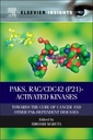 Couverture de l'ouvrage PAKs, RAC/CDC42 (p21)-activated Kinases