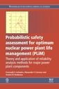Couverture de l'ouvrage Probabilistic Safety Assessment for Optimum Nuclear Power Plant Life Management (PLiM)