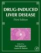 Couverture de l'ouvrage Drug-Induced Liver Disease