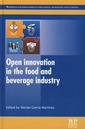 Couverture de l'ouvrage Open Innovation in the Food and Beverage Industry
