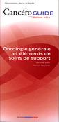 Couverture de l'ouvrage Oncologie générale et éléments de soins de support