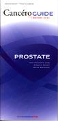Couverture de l'ouvrage Prostate