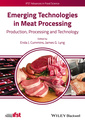 Couverture de l'ouvrage Emerging Technologies in Meat Processing