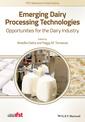 Couverture de l'ouvrage Emerging Dairy Processing Technologies