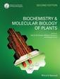 Couverture de l'ouvrage Biochemistry and molecular biology of plants