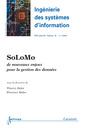 Couverture de l'ouvrage SoLoMo : de nouveaux enjeux pour la gestion des données