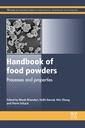 Couverture de l'ouvrage Handbook of Food Powders